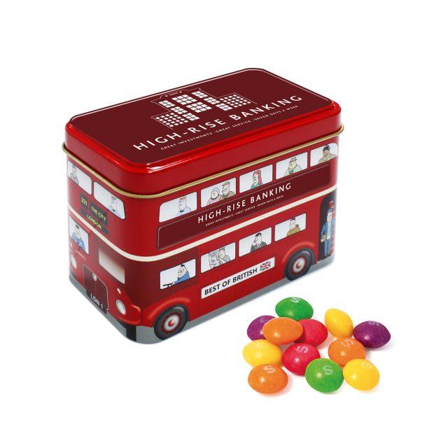 Bus Tin – Skittles