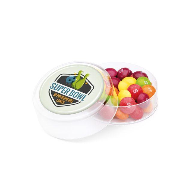 Maxi Round Pot – Skittles