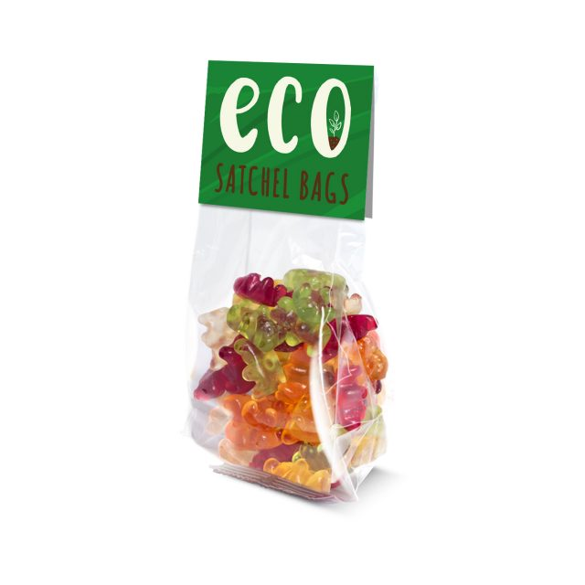 Eco Range – Satchel Bag – Kalfany Vegan Bears