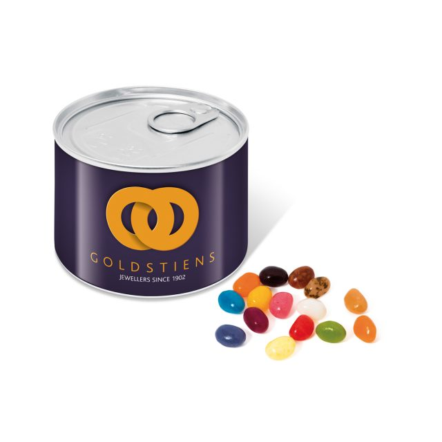 Sweets – Ring Pull Tin Mini – The Jelly Bean Factory®