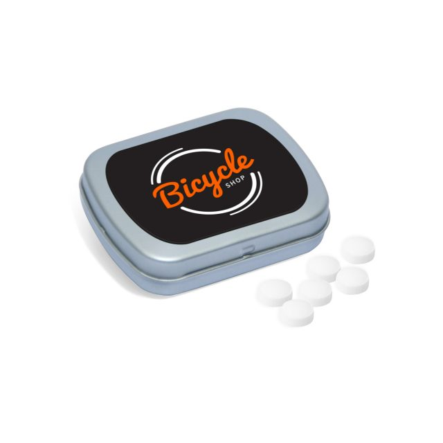 Kalfany – Pocket Tin – Sugar Free Peppermint
