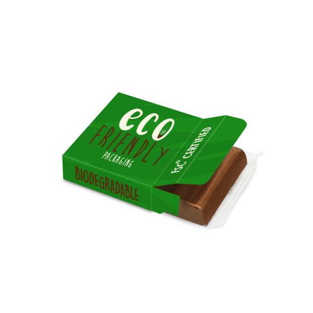 Eco Range – Eco 3 Baton Box – Chocolate Bar